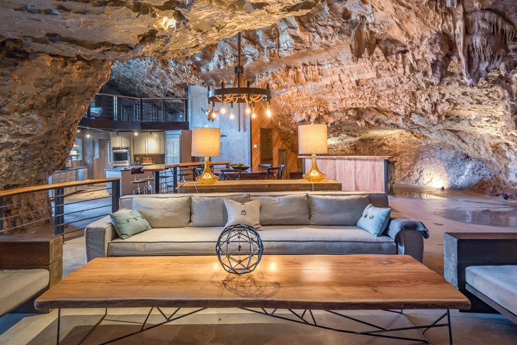 Beckham Creek Cave Lodge – The world's most luxurious cave
